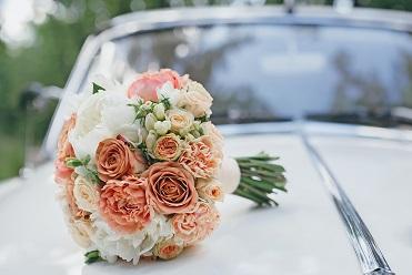 Blumenstrauss Hochzeit Standesamt