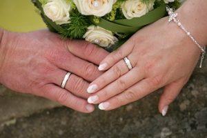 Der Begriff Ringfinger war tatsächlich nicht vor dem Ehering da, sondern umgekehrt.
