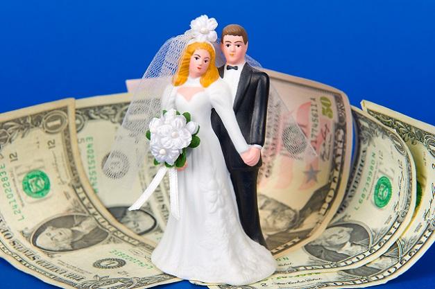 Die Klassiker unter den Hochzeitsgeschenken sind Geldgeschenke. (#01)