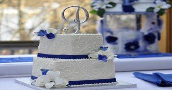Hochzeitstorte selber machen