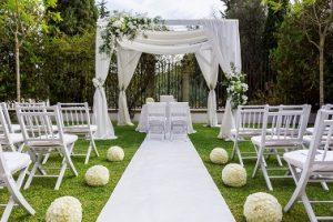 Es gibt natürlich noch viele weitere Extras wie zum Beispiel eine Luftdrohne, um außergewöhnliche Perspektiven im Hochzeitsfilm zu realisieren. (#04)