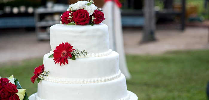 Hochzeitstorte: Vom alten Brauch – Zum Highlight der Feier