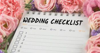 Planung der Hochzeit: Wann starten?