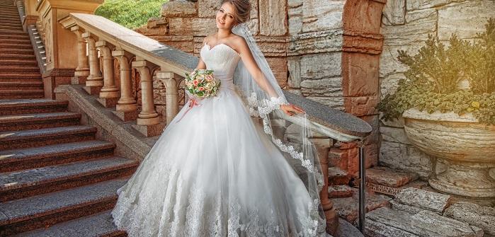 Hochzeitskleider wie im Märchen? Brautkleider die verzaubern!