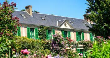 In einer schönen Unterkunft traumhafte Flitterwochen am Mont Ventoux erleben