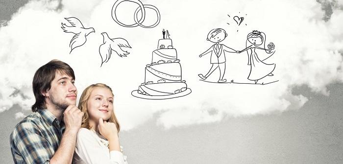 Hochzeit planen: Der schönste Tag im Leben eines Brautpaares