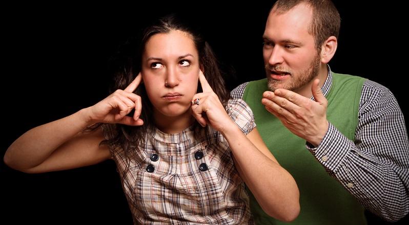 """Das Paar hat zwar schon die ein oder andere wirklich """"hitzige"""" Auseinandersetzung gehabt, doch das Ehebündnis ist nahezu unverändert bestehen geblieben. (#07)"""