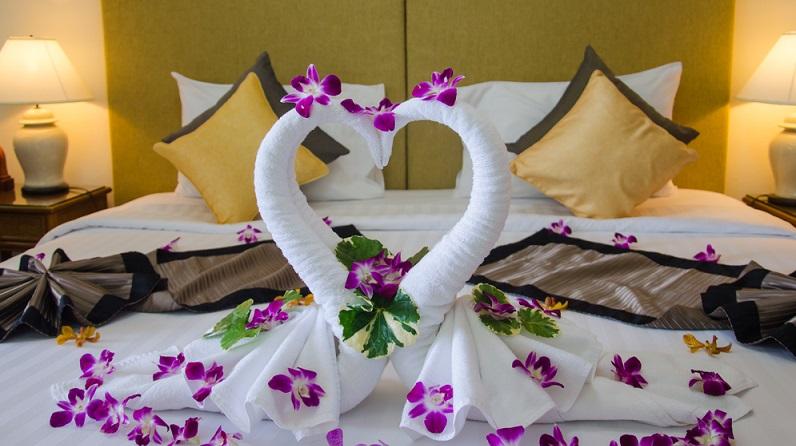 Wundervolle Dekoration zur Orchideenhochzeit (#06)