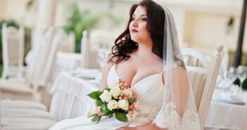 Brautkleider in Grösse 50: So wird Ihr Traum wahr
