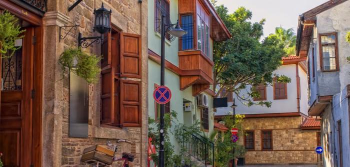 Das Glückshotel in Antalya hat viel zu bieten. Die Römer waren auch in der Türkei, wie das Hadrianstor beweist. (#2)