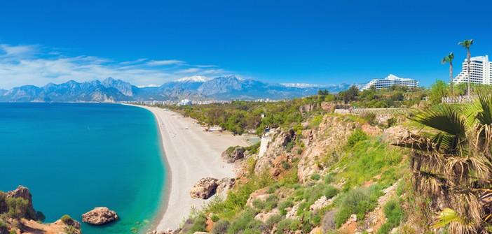 Die schönsten Glückshotels stehen in der Türkei an der türkischen Riviera. (#6)