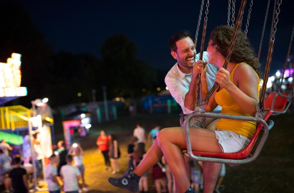 Der Luna Park Adriatico in Bibione ist einer der größten Freizeitparks an der Adriatic-Küste und in Italien überhaupt (#1)