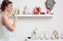 10 Tipps: So werden Brautschuhe bequem!