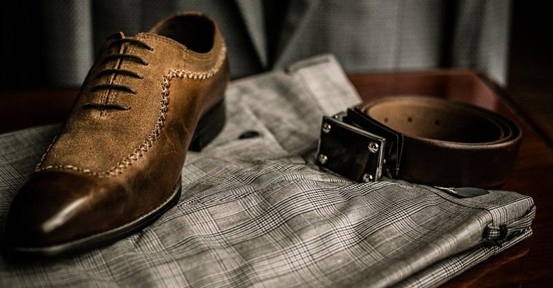 Besonders am schönsten Tag im Leben sollten Schuhe nur aus dem besten Material gefertigt sein, egal ob Braut oder Bräutigam.