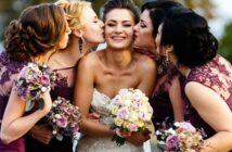 Was braucht eine Braut am Tag ihrer Hochzeit?