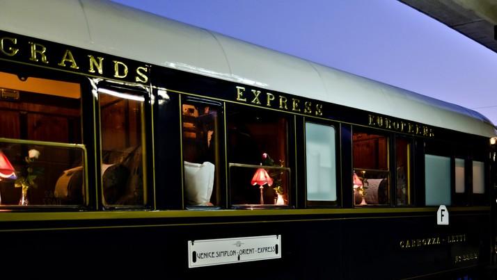 Vielleicht bald schon einer unserer eigenen mydays Erfahrungen: Dinner im Orient-Express... (Foto: shutterstock - Pres Panayotov, #1)