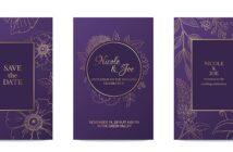 Save the Date zur Hochzeit mit Karten? Wer ist denn noch so oldfashioned? (Foto: shutterstock_SpicyTruffel )
