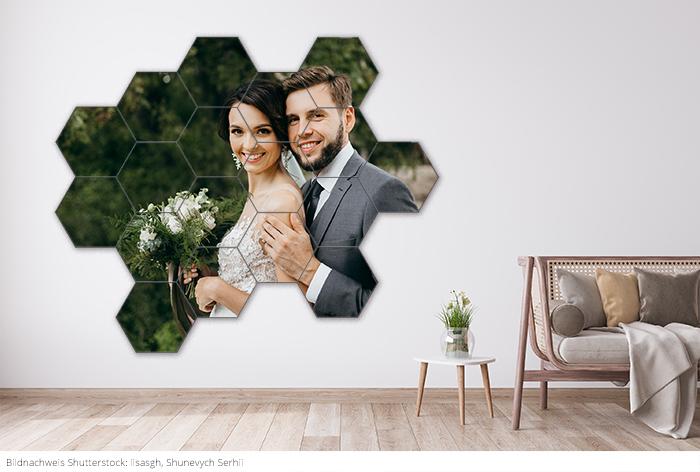 Es muss nicht immer der professionelle Hochzeitsfotograf sein, der für die tollsten Bilder zuständig ist.