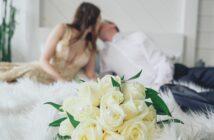 Ehebett: Welches das perfekte ist, 7 NoGos für Männer und 7 Tabus für Frauen für die Hochzeitsnacht ( Foto: Shutterstock-Galina Zhigalova )