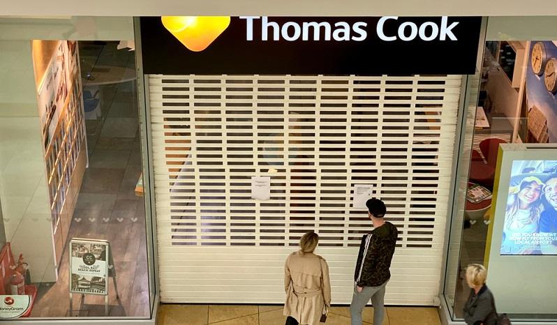Die Pleite der Thomas Cook Gruppe hat natürlich auch die zugehörige Gesellschaft Air Marin getroffen. Nun fragen sich geschädigte Urlauber, wie sie an ihr Geld kommen.  ( Foto: Shutterstock- Ceri Breeze_)